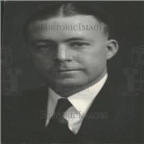 1931 Press Photo John A Carroll Denver Attorney