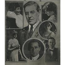 1917 Press Photo President Wilson family member event - RRY47737