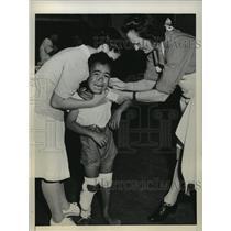 1942 Press Photo Hawaii's Wartime Precautions Against Disease Epidemics