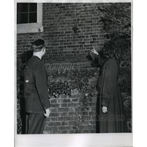 1955 Press Photo House Belonging to General Thomas Nelson of Yorktown