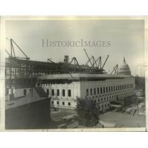 1932 Press Photo Cornerstone of New Supreme Court Building to be Laid October 13