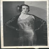 1932 Press Photo Carolyn Hyde Arthur Daughter