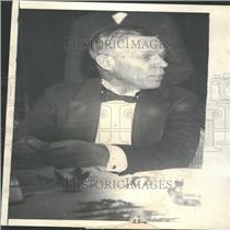 1933 Press Photo William Dodd ProfessorAmerican History