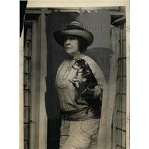 1924 Press Photo Olga Nethersole, Actress, Will Seek a Seat in House of Commons
