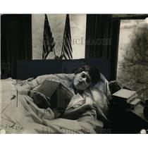 1921 Press Photo Magdalen Coorce an author - neo01970