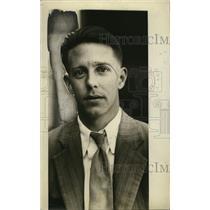 1931 Press Photo George Eitmann of New Orleans, Louisiana - neo03323