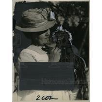 1923 Press Photo Poultry - neo03436