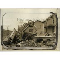 1929 Press Photo Weaversville, VA Tornado Damage - neo04476