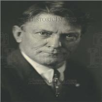 1936 Press Photo Burrage Assoc Professor Bacteriology