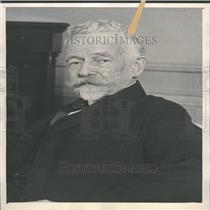 1921 Press Photo Senator Henry Cabot Lodge