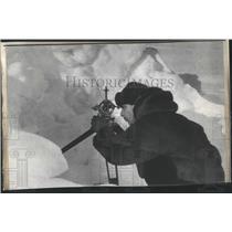 1938 Press Photo Russian Scientist, Eugene Federolf
