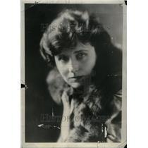 1930 Press Photo Assured Income Evelyn Marshal Divorce