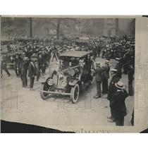 1919 Press Photo Automobile - nef68088