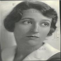 1930 Press Photo Author Jamie Sexton Holme Portrait