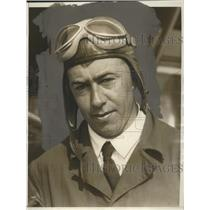 1929 Press Photo Brother George Selges to pilot his own plane at Alameda Airport