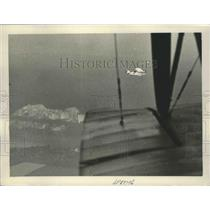 1928 Press Photo The White Bird leaving the French Coast - nef67218