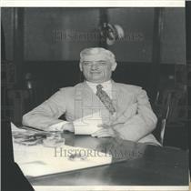 1923 Press Photo Mc Mary Haugen Bill Dickinson James