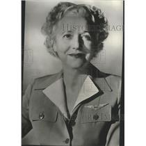 1942 Press Photo Mrs. E.V. Rickenbacker - nef66936