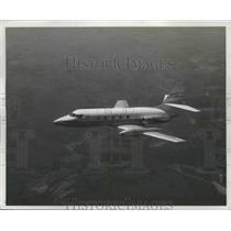 1959 Press Photo U.S. Jet Plane - nef67978