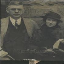 1935 Press Photo Harold W. Dodds President Princeton
