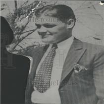 1932 Press Photo Murderer Hayes Smiling Portrait