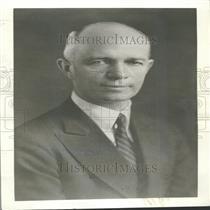 1939 Press Photo Platt Lawton Denver YMCA director