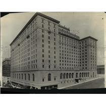 1924 Press Photo The Olympic Hotel, Seattle, Washington - spx17880