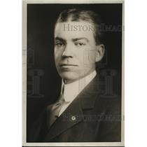1923 Press Photo New York Elliott Wadsworth Assistant of Treasury NYC
