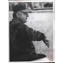 1971 Press Photo Spokane Indians baseball manager, Tommy Lasorda - sps06475
