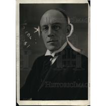 1920 Press Photo Sir Auckland Geddes, New Ambassador from Great Britain to US