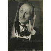 1923 Press Photo Dr. Gessler, German Minister of Defense - neo16933