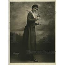 1922 Press Photo Devora Nadworney, Mezzo-Contralto - neo18334