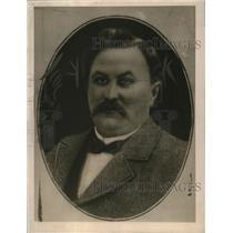 1919 Press Photo Konstantin Fehrenback, Appointed by German Reichstag