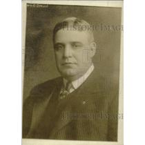1918 Press Photo of William C. Sproul of Pennsylvania Candidate for Governor