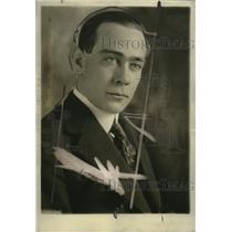 1924 Press Photo Manuel C. Talley - neo20354