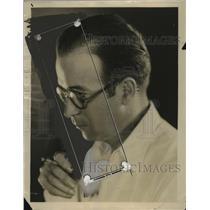 1925 Press Photo Renaud Hoffman - neo21200