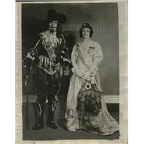 1927 Press Photo Lord Willingdon, Governor-General of Canada, at Costume Ball