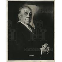 1931 Press Photo Judge Ruby Laffoon of Kentucky - neo21543