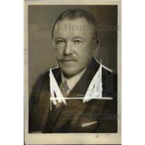 1927 Press Photo Henri Etienne, in Washington to Help Organize Int'l Radio Conf