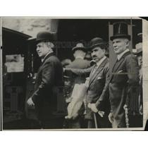1924 Press Photo US ambassador to Mexico Charles B Warren in Mexico City
