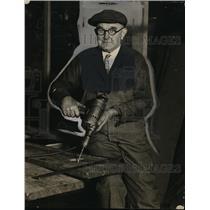 1925 Press Photo Frank H. Schoonard - neo23102