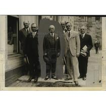 1826 Press Photo Cmte of American Law Inst in Session Received by Pres Coolidge