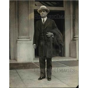1925 Press Photo Rafael Sanches Aballi of Cuba, Next Cuban Ambassador to US