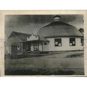 """1925 Press Photo Wisconsin """"School of Reds"""" Investigated By American Legion"""