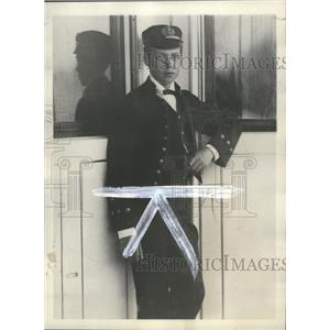 1877 Press Photo King George V of England when he was Prince at the age of 15