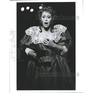 1993 Press Photo Soprano Ruth Ann Swenson Lammermoor - RRW28083