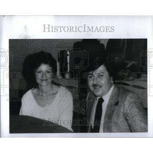 1989 Press Photo Dorothy and Murderer Leonard Tyburski - RRU92087