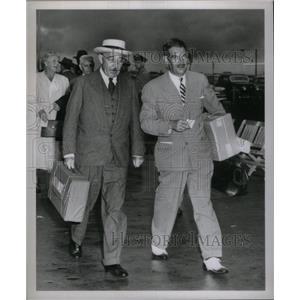 1951 Press Photo Judge Harold Medina - RRX47339
