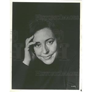 1981 Press Photo Alicia De Larrocha Spanish Pianist - RRV32703