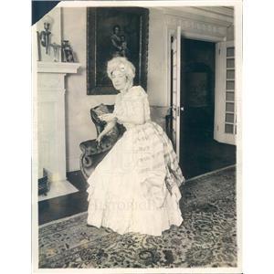 1920 Press Photo DC Elizabeth Howry of Washington Opera Company - ner30593